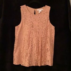 BCBGeneration lace blouse